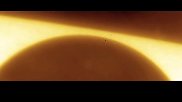 Transit of Venus - English version