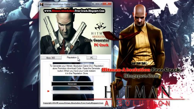 crack folder of hitman absolution