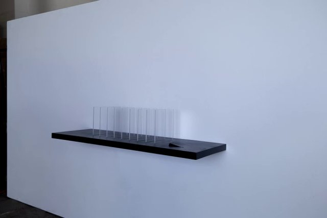 """Breath of Light I"" (2012) by Erwin Redl"