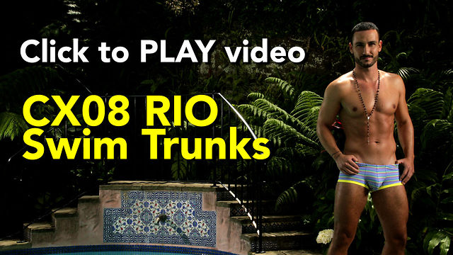 CX08 Rio Swim Trunks