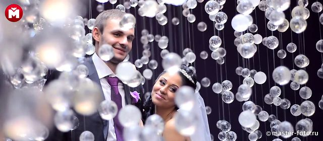 Счастливая свадьба Эли и Романа