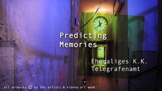 theartVIEw - Predicting Memories at K.K. Telegrafenamt