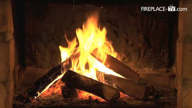 Fireplace Tv Wood Fire For Download On Vimeo