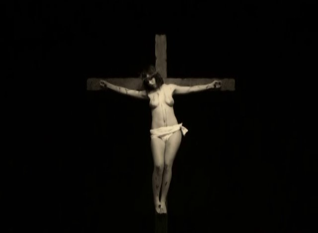 That Bdsm crucifixion female story