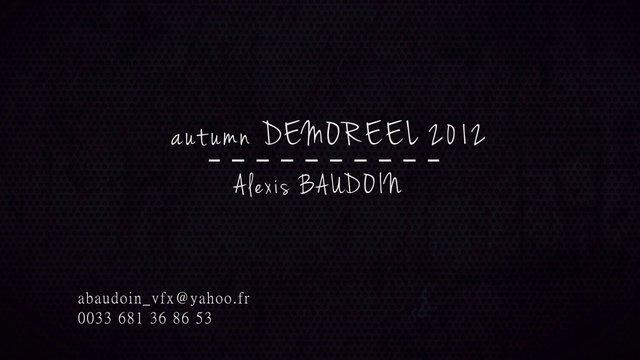 Autumn Demoreel
