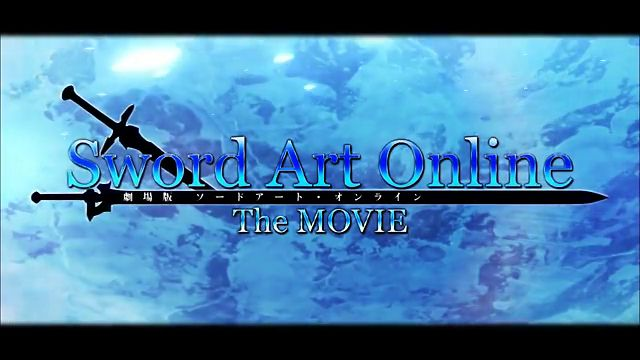Sword Art Online Movie Trailer AMV