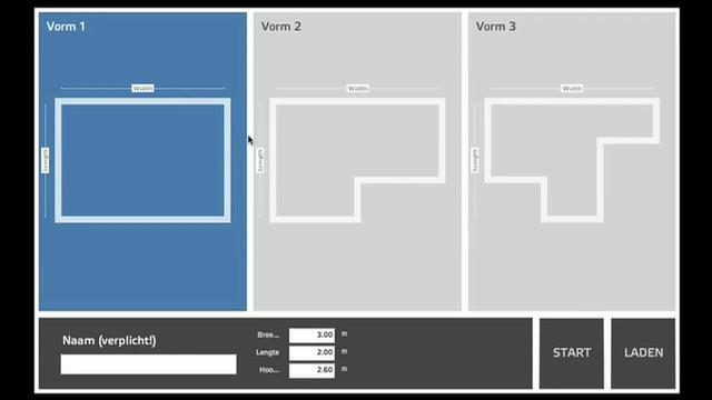 Uitleg badkamer ontwerpen: plattegrond maken on Vimeo