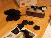 lomography belair globetrotter unboxing (00:47)