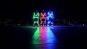 LED parkur