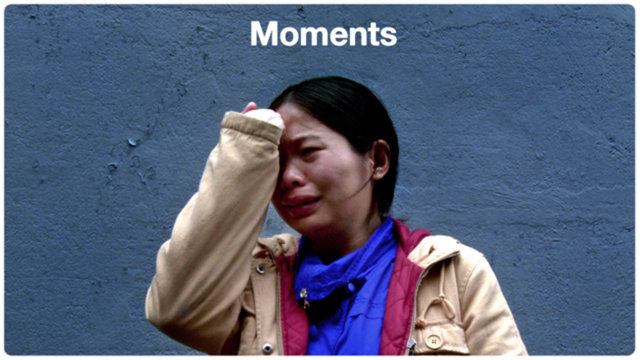 Короткометражка Moments онлайн