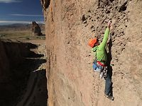 [Petzl RocTrip Argentina 2012 - epic moments]