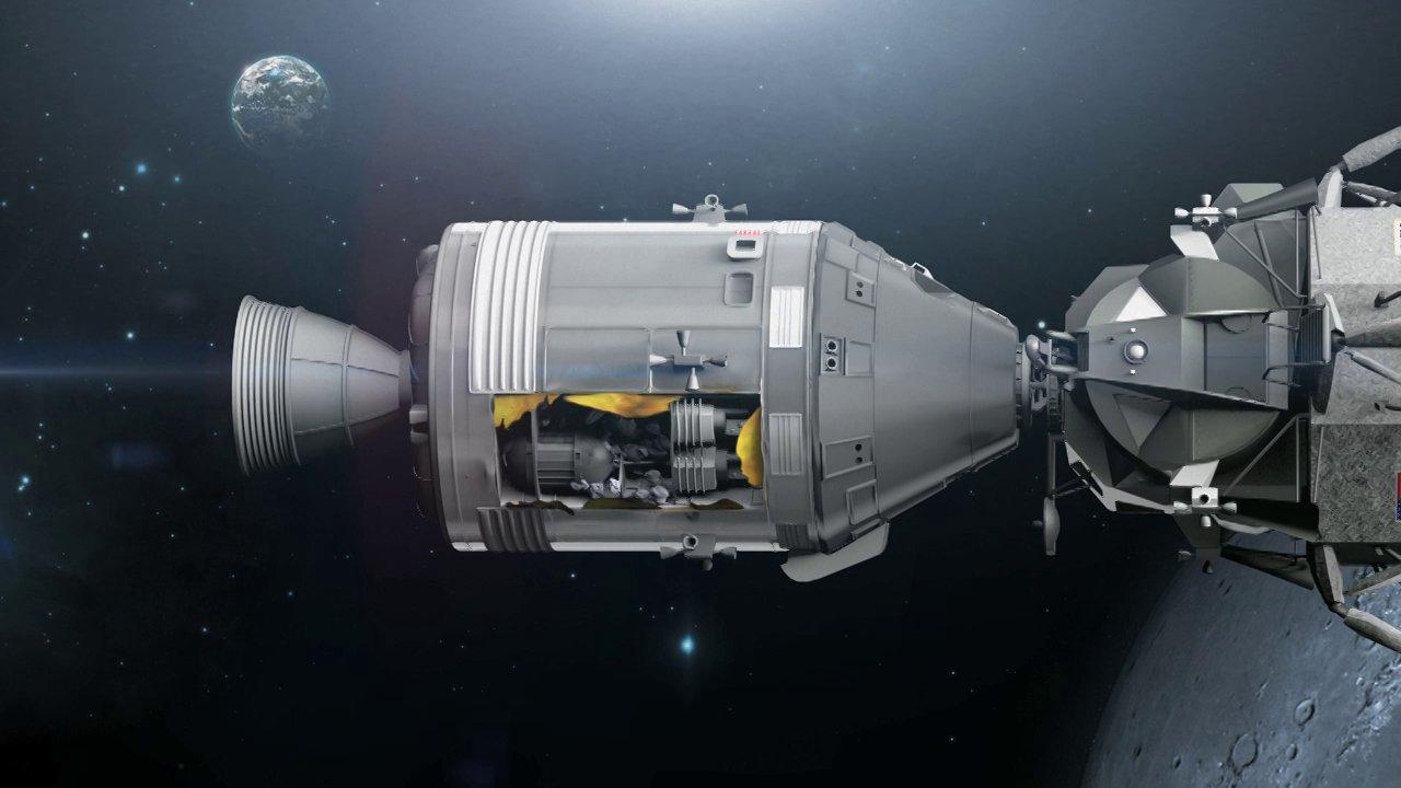 mission apollo spacecraft - photo #42