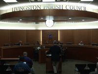Livingston Parish Council Meeting - 11-19-2012