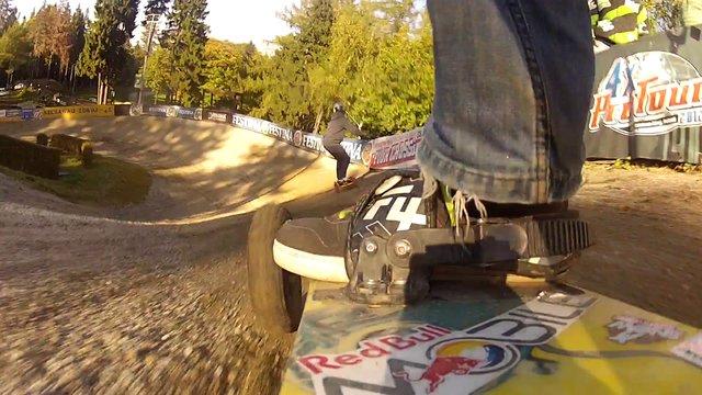 Lord Of The Board 2012 Szczawno-Zdroj Mountainboard Boardercross & Freestyle Contest