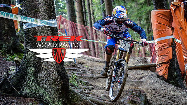 Trek World Racing DH 2012 || Leogang World Champs