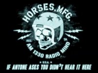 AM 1330 Horses Cut Shop Radio