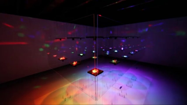 """Crystal Matrix"" (2011) by Erwin Redl"