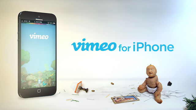 Vimeo for iPhone: We just birthed a new app
