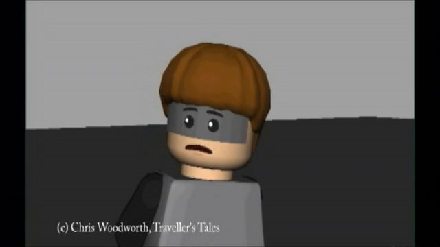LEGO Lord Of The Rings: Dialogue Tests