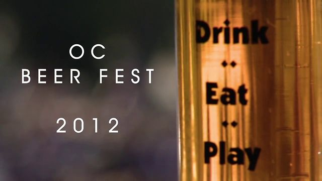 OC Beer Fest 2012