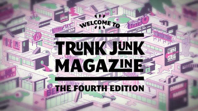 Trunk Junk - The Fourth Edition