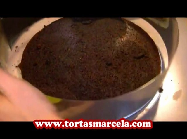 como hacer torta de chocolate paso a paso