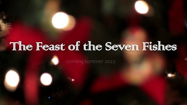 The feast of the seven fishes official trailer on vimeo for What is the feast of seven fishes