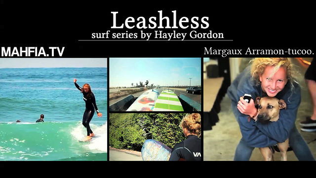 [MAHFIA TV] LEASHLESS BY HAYLEY GORDON: MARGUAX