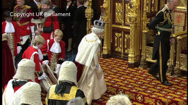 Thumbnail for video 'A brief history of the UK Parliament'