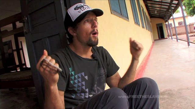 Jason Mraz: The Journey of The Freedom Song | Free the Slaves