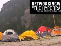 "NETWORKING WITH ""THE HYPE TRAIN"""