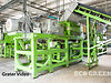 Grater Video, Tire Recycling Machine, Tire Shredder Machine, ECO Green Equipment