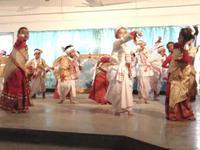 Ayushi's Bihu Dance