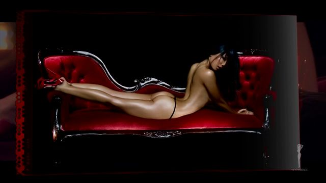 """Making of """"Red Couch"""" pictorial with Jarmo Pohjaniemi"""