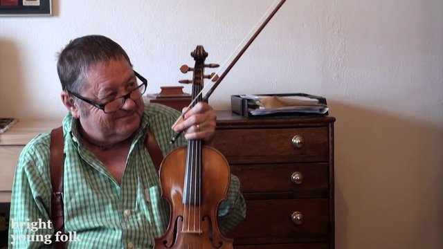 Dave Swarbrick interviewed by Sam Sweeney