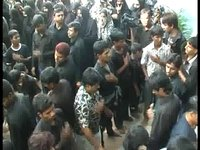 8th Muharram Anjuman-e-Kazmi,Hussaini Kothi Juloos