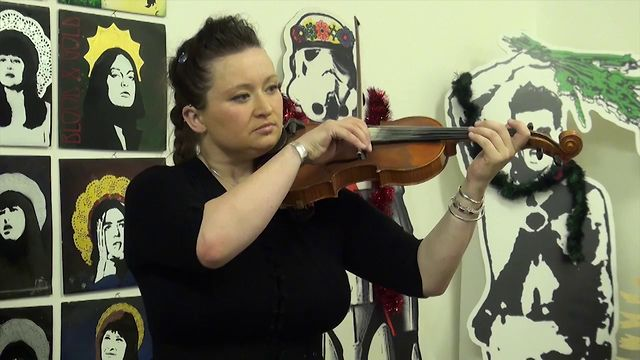 Eliza Carthy sings Dives & Lazarus