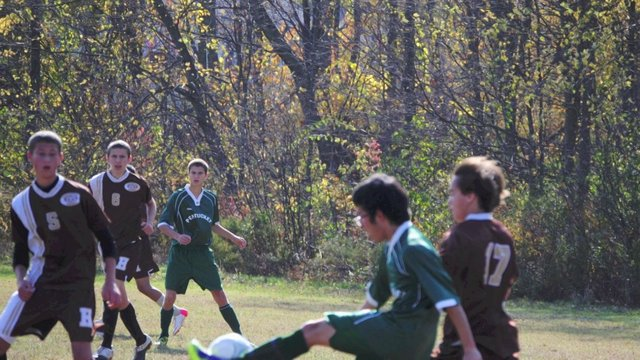 JV Soccer Slideshow