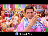 Title Song Khiladi Bhaiyya - Khiladi 786 - Hindi