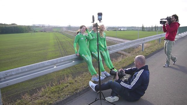 Team Activia.. Het begin :)