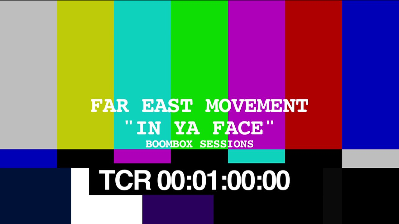 In Ya Face with Far East Movement
