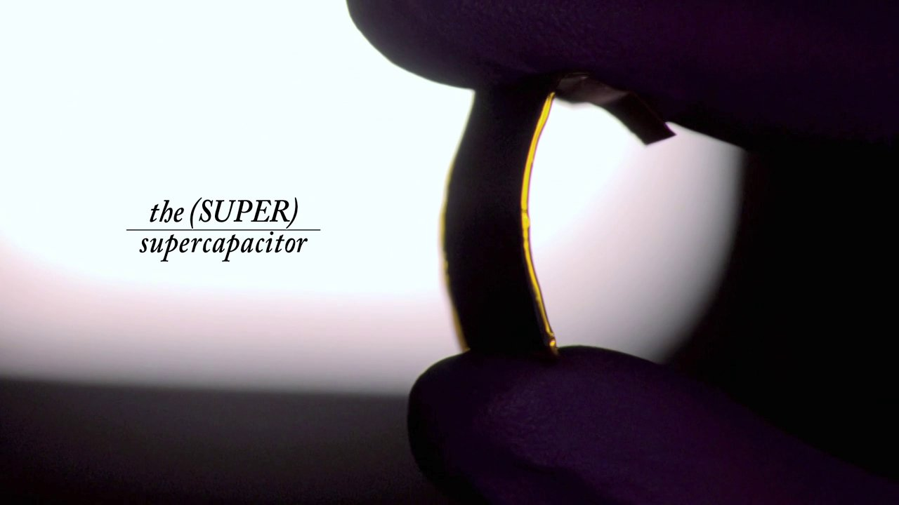 The Super Supercapacitor | Brian Golden Davis