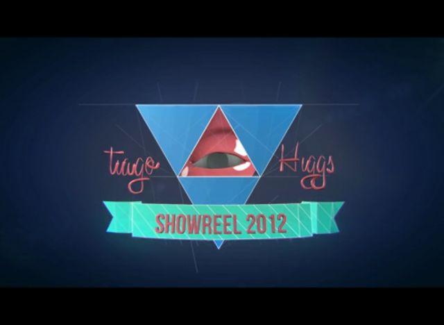 Tiago Higgs Showreel 2012