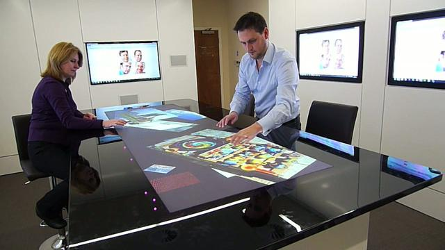 Conference Room Of The Future