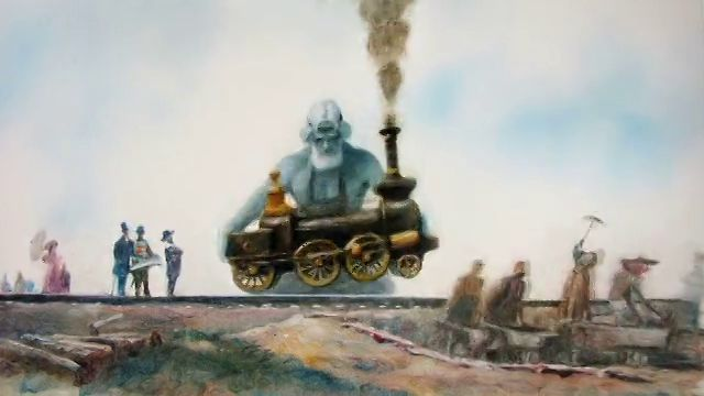【俄羅斯鐵道 Russian Railways】【Yao】