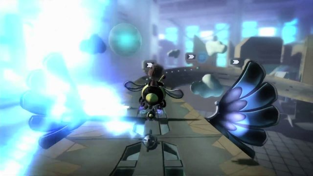 "Little Big Planet Karting ""Fueled by Imagination"""