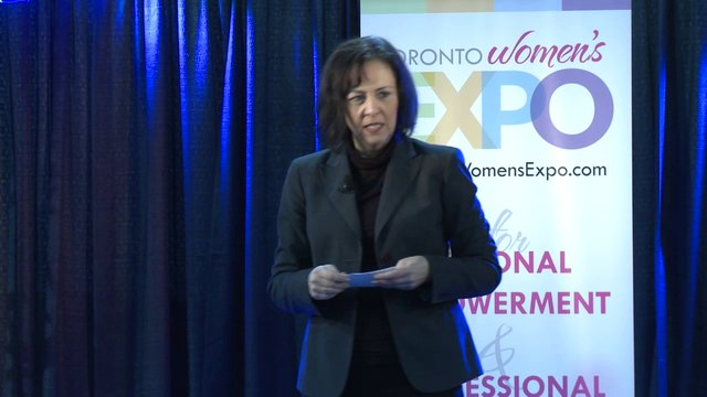 Toronto Women&#039;s Expo 2012, Shannon Skinner, ExtraOrdinary Women TV, Listen to Your Heart - Follow Your Dream