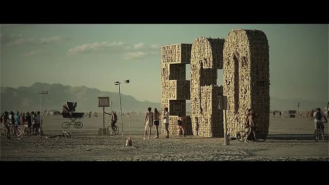 Ode to Black Rock City