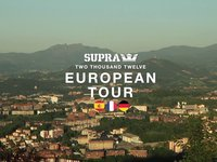 SUPRA 2012 EUROPEAN TOUR TRAILER