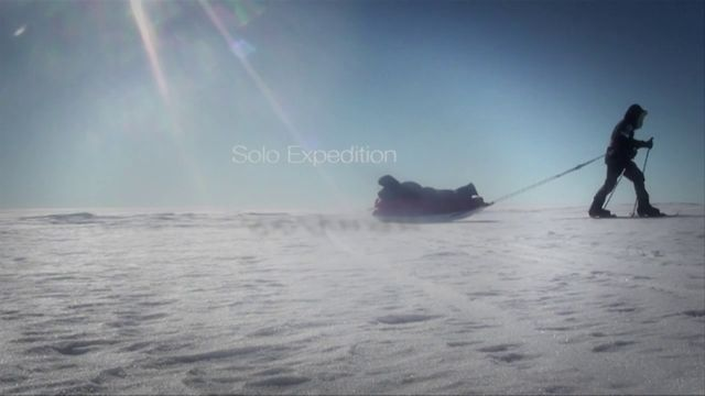 Solo Expedition - A short film about Mark Wood, Global Explorer
